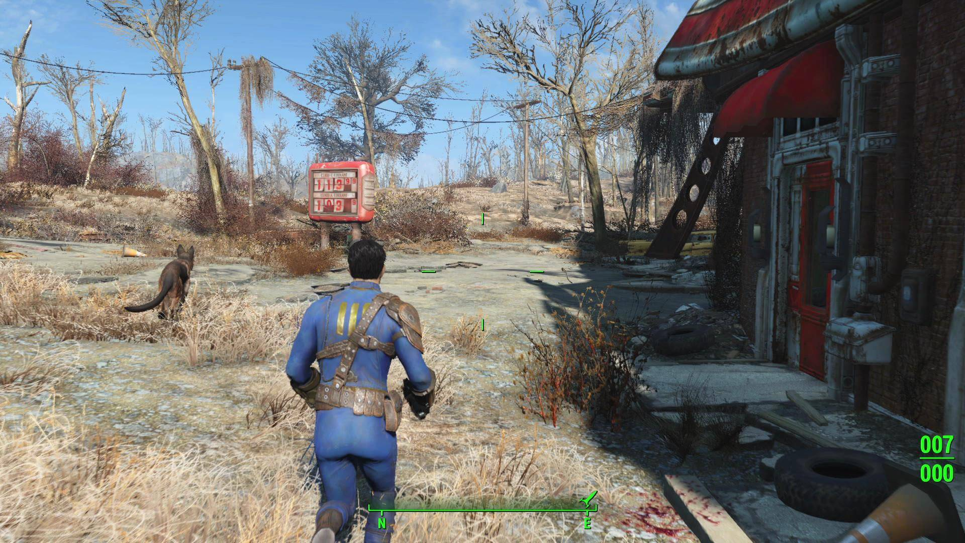 Fallout 4 (repack от r. G. Catalyst) скачать торрент.